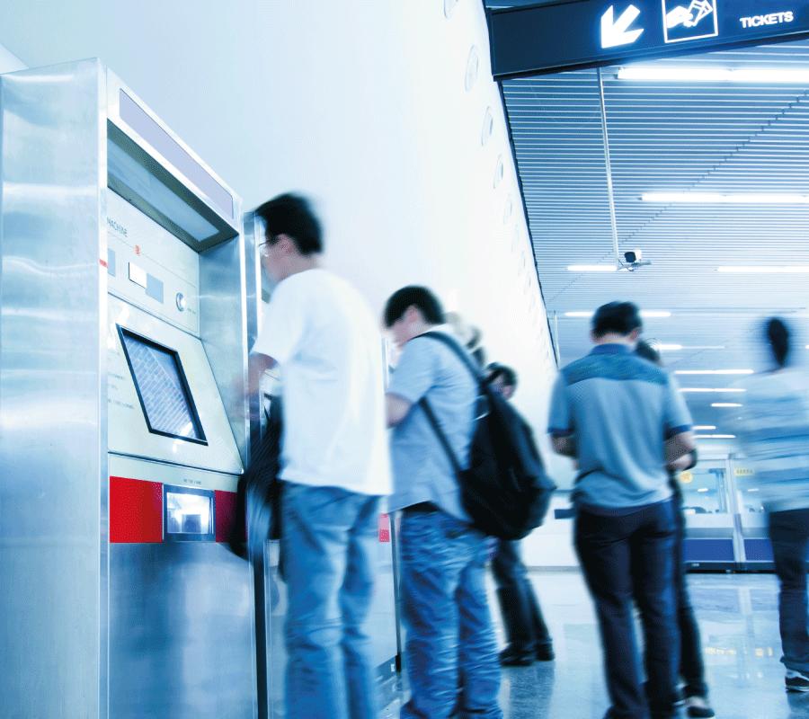 Ticketing-Lösungen für Ihre Fahrgäste